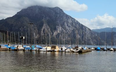 Na dovolenou ka rakouskému jezeru Traunsee